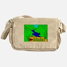 Idaho Messenger Bag