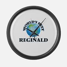 World's Best Reginald Large Wall Clock