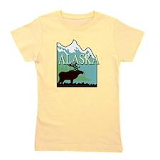 Alaska Girl's Tee