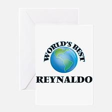 World's Best Reynaldo Greeting Cards