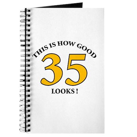 How Good - 35 Looks Journal
