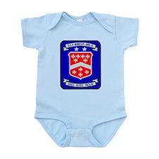 USS BERKELEY Infant Creeper