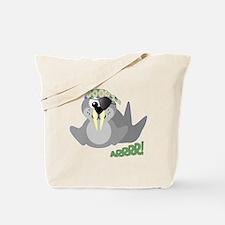 Goofkins Walrus Pirate Tote Bag