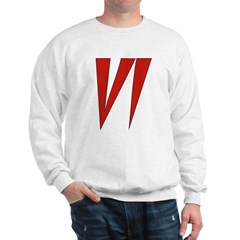 Arrogant VI Sweatshirt