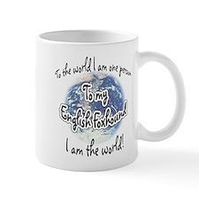 English Fox World2 Mug