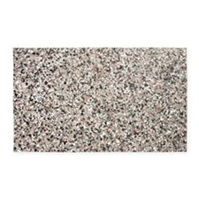 Rose Granite 3'x5' Area Rug