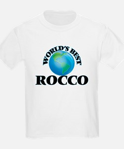 World's Best Rocco T-Shirt