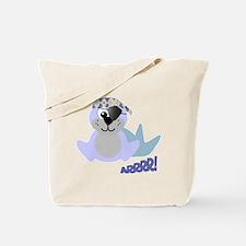Goofkins Baby Seal Pirate Tote Bag