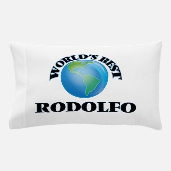 World's Best Rodolfo Pillow Case