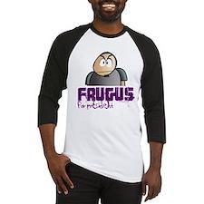 """""""Frugus for president"""" baseball jersey"""
