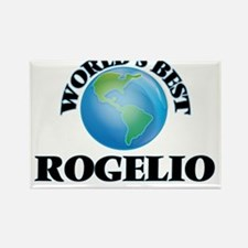 World's Best Rogelio Magnets