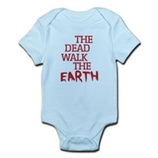 The Dead Walk The Earth Body Suit