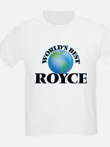 World's Best Royce T-Shirt