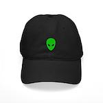 Alien Face - Extraterrestrial Black Cap