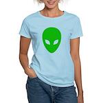 Alien Face - Extraterrestrial Women's Light T-Shir