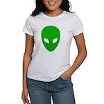 Alien Face - Extraterrestrial Women's T-Shirt