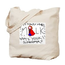 CURLY RED HEAD Tote Bag