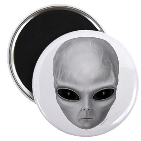 """Alien Stare 2.25"""" Magnet (100 pack)"""