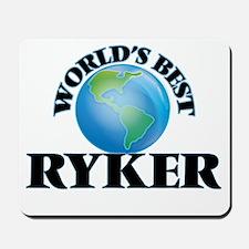 World's Best Ryker Mousepad
