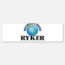 World's Best Ryker Bumper Bumper Bumper Sticker