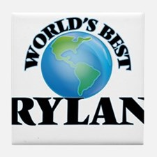 World's Best Rylan Tile Coaster