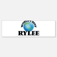 World's Best Rylee Bumper Bumper Bumper Sticker