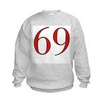 Naughty 69 Kids Sweatshirt