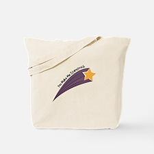 You Make Me Starstruck Tote Bag