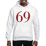 Naughty 69 Hooded Sweatshirt