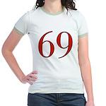 Naughty 69 Jr. Ringer T-Shirt