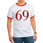 Naughty 69 Ringer T