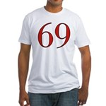 Naughty 69 Fitted T-Shirt