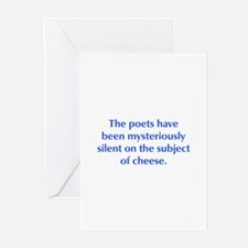 The poets have been mysteriously silent on the sub