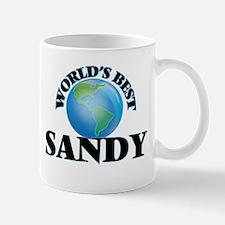 World's Best Sandy Mugs