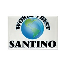 World's Best Santino Magnets