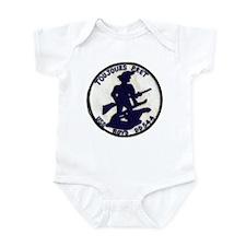 USS BOYD Infant Creeper
