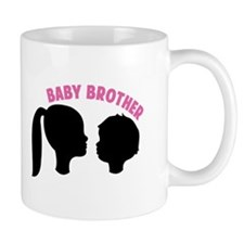 Baby Brother Mugs