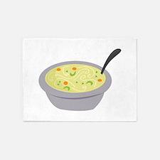 Soupy Treat! 5'x7'Area Rug