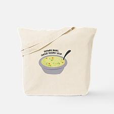 Chicken Noodles Soup Tote Bag