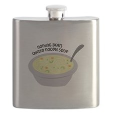 Chicken Noodles Soup Flask