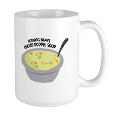 Chicken Noodles Soup Mugs
