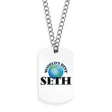 World's Best Seth Dog Tags