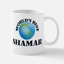 World's Best Shamar Mugs