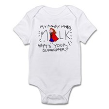 RED HEAD Infant Bodysuit
