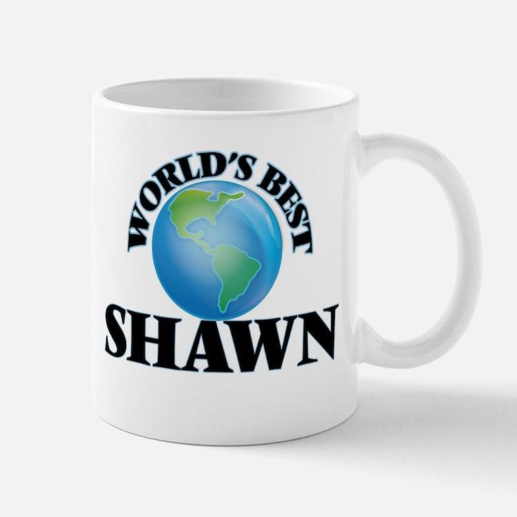 World's Best Shawn Mugs