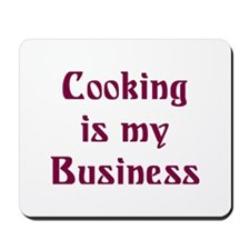 Chef or Cook Mousepad