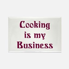 Chef or Cook Rectangle Magnet (10 pack)
