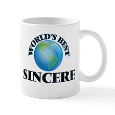 World's Best Sincere Mugs