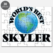 World's Best Skyler Puzzle