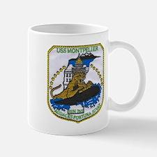 USS MONTPELIER Mug